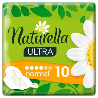 Naturella Ultra Normal Camomile Podpaski x10