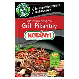 Kotányi Mieszanka przypraw Grill Pikantny 22 g