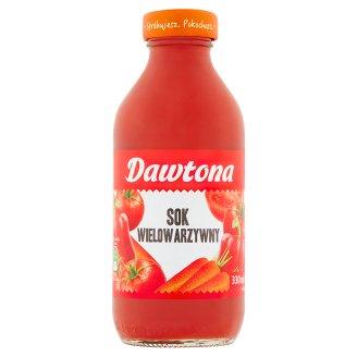 Dawtona Sok wielowarzywny 330 ml