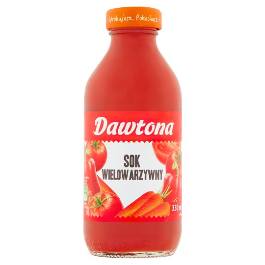 Dawtona Multivegetable Juice 330 ml