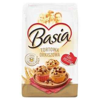 Basia Mąka tortowa orkiszowa typ 450 900 g