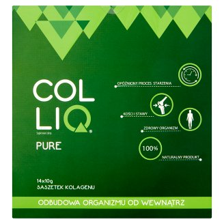 Colliq Pure Suplement diety 140 g (14 saszetek)