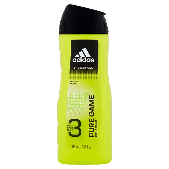 Adidas Pure Game Shower Gel 400 ml