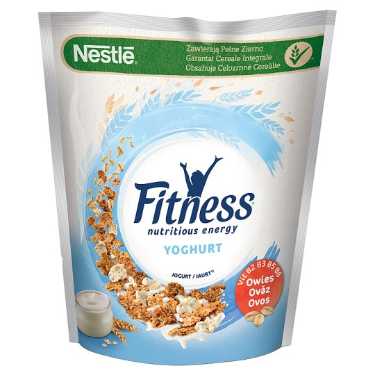 Nestlé Fitness Yoghurt Whole Grain Wheat Flakes 225 g
