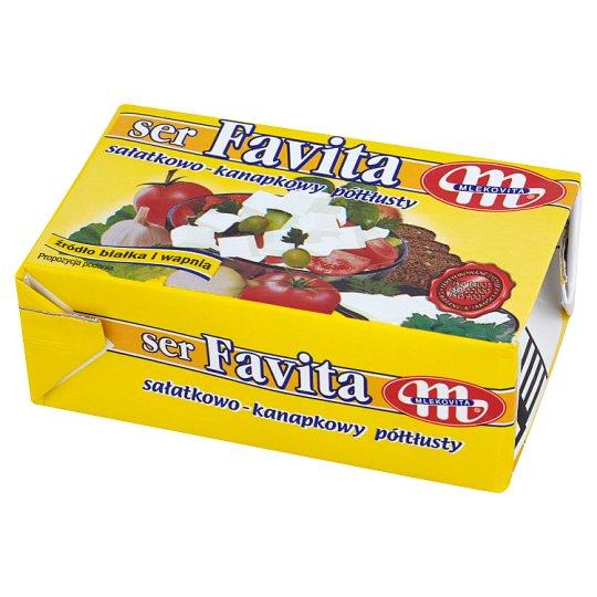 Mlekovita Favita Salad-sandwich Cheese 270 g