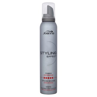 Joanna Styling effect Extra Strong Styling Mousse 150 ml