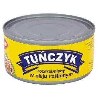 GRAAL Crushed Tuna in Vegetable Oil 185 g