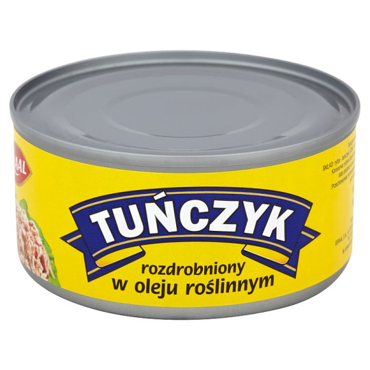 GRAAL Crushed Tuna in Vegetable Oil 185 g