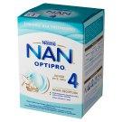 NAN OPTIPRO 4 Powdered Milk for Children after 2. Years Onwards 800 g (2 x 400 g)