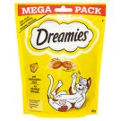 Dreamies Supplementary Pet Food for Adult Cats and Kittens with Cheese 180 g