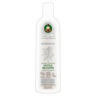 White Agafia Softness & Lustre Nettle Shampoo 280 ml