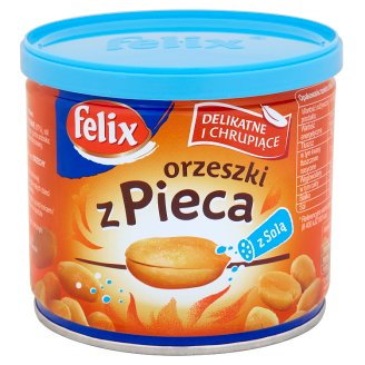 Felix Peanuts from the Oven with Salt 140 g