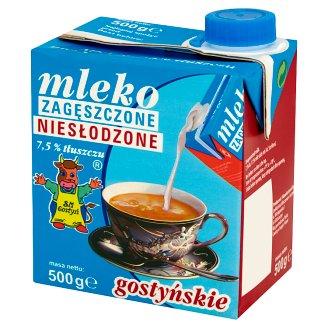SM Gostyń Gostyńskie Unsweetened Condensed Milk 7.5% 500 g