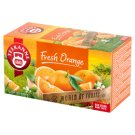 Teekanne World of Fruits Fresh Orange Aromatyzowana mieszanka herbatek owocowych 45 g (20 x 2,25 g)