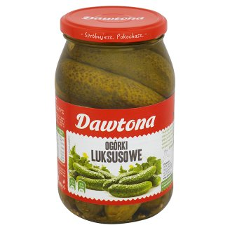 Dawtona Luxury Cucumbers 900 g