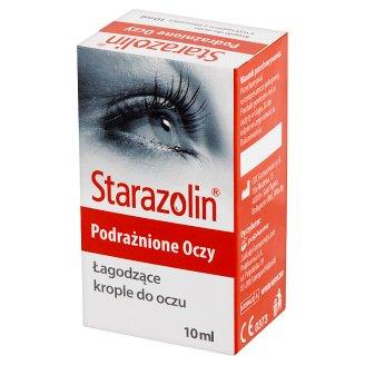 Starazolin Podrażnione Oczy Łagodzące krople do oczu 10 ml