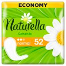 Naturella Panty Liners Normal Camomiles 52 Liners