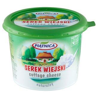 Piątnica Serek wiejski naturalny 500 g