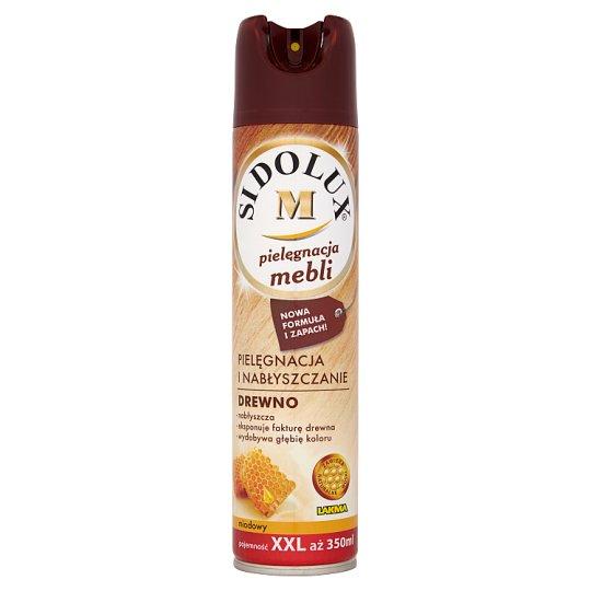 Sidolux M Pielęgnacja mebli miodowy Aerozol 350 ml