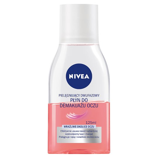 NIVEA Two-Phase Eye Make-up Remover 125 ml