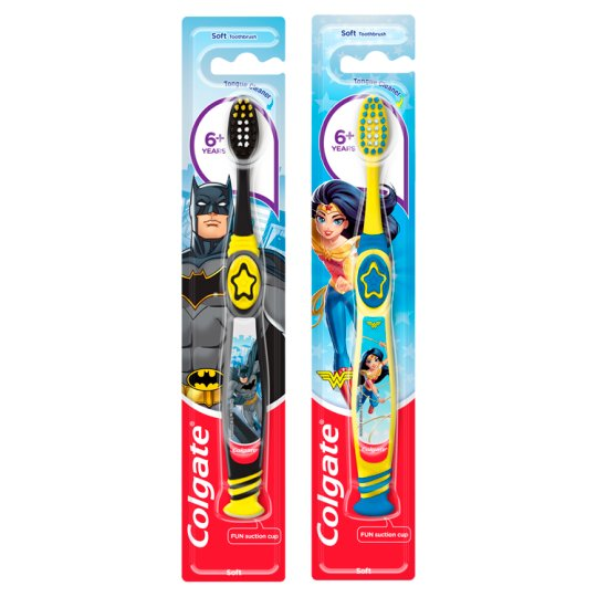 Colgate Soft Toothbrush for Kids 6+ Years