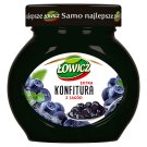 Łowicz Low Sugar Berry Extra Jam 240 g
