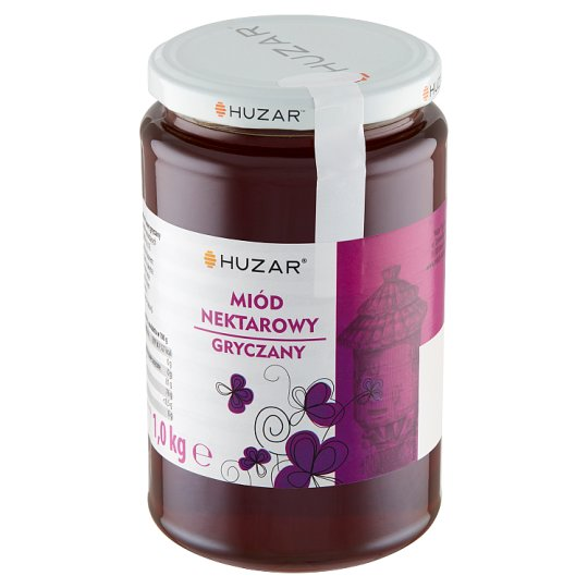 Huzar Buckwheat Nectar Honey 1 kg
