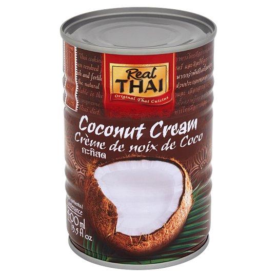 Real Thai Śmietanka kokosowa 400 ml