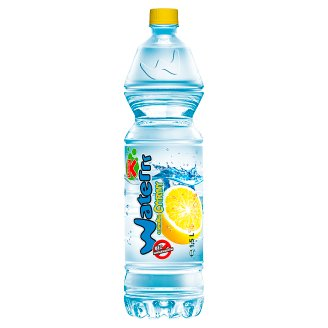 Kubuś Waterrr Lemon Flavoured Drink 1.5 L