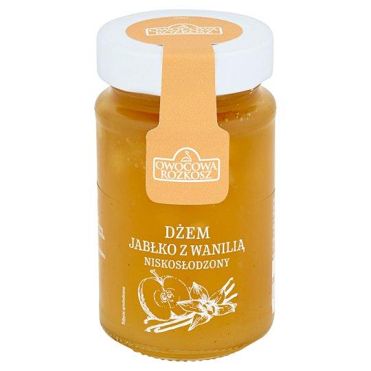 Owocowa Rozkosz Low Sugar Apple with Vanilla Jam 250 g