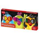 Mona Plastelina 12 kolorów