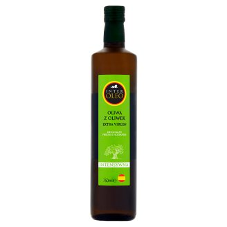 Interoleo Intenso Extra Virgin Olive Oil 750 ml