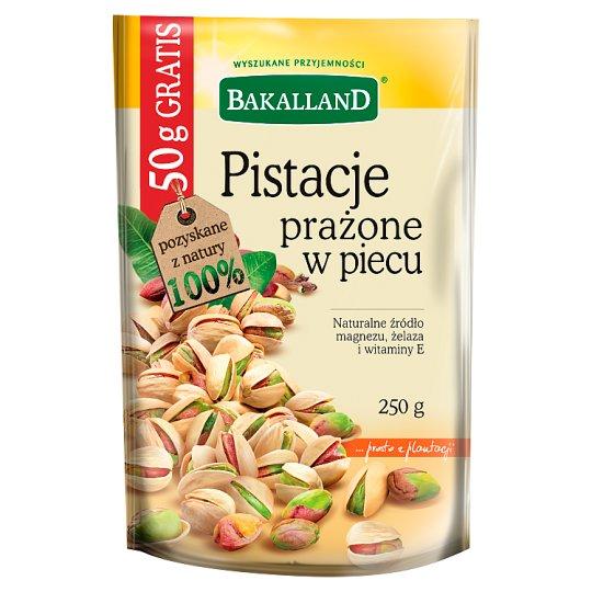 Bakalland Pistachios Roasted in Bake 250 g