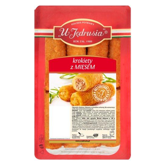 U Jędrusia Krokiety z mięsem 1 kg