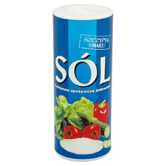 Sól kamienna spożywcza jodowana 250 g
