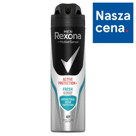 Rexona Men Active Shield Fresh Antyperspirant w aerozolu 150 ml