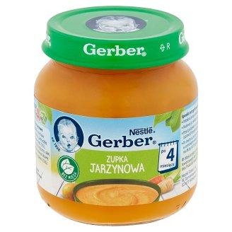 Gerber Moja pierwsza łyżeczka Vegetable Soup after 4 Months Onwards 125 g