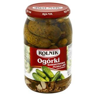 Rolnik Ogórki konserwowe 850 g