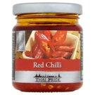 Thai Pride Czerwone chili siekane w oleju sojowym 180 g