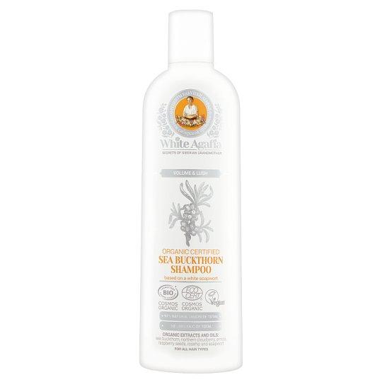 White Agafia Volume & Lush Sea Buckthorn Shampoo 280 ml
