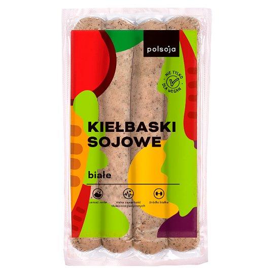 Polsoja Vege White Sausages 250 g