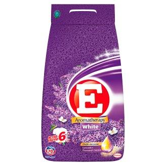E Aromatherapy White Lavender from Provence and Jasmine Washing Powder 4.9 kg (70 Washes)