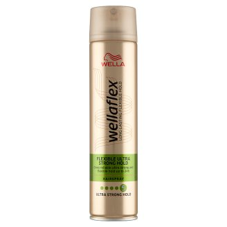 Wella Wellaflex Ultra Strong Hold Hairspray 250 ml