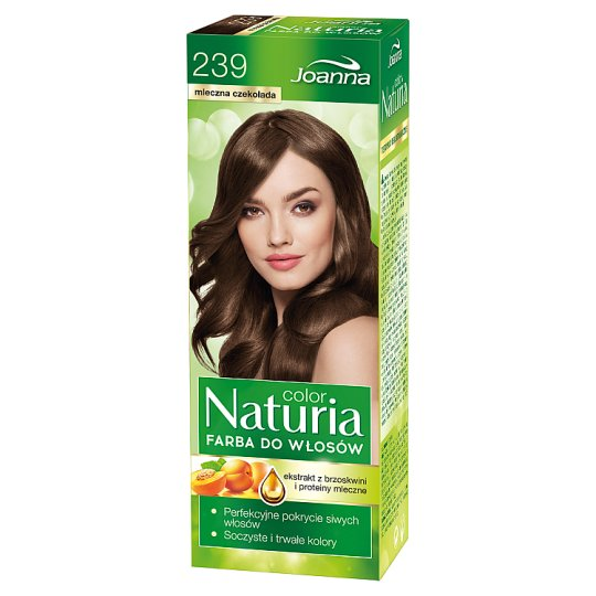 Joanna Naturia color Hair Dye Milk Chocolate 239