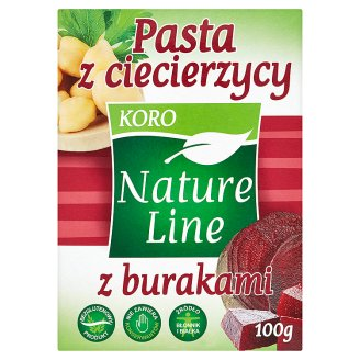 Koro Nature Line Chickpeas Paste with Beetroot 100 g