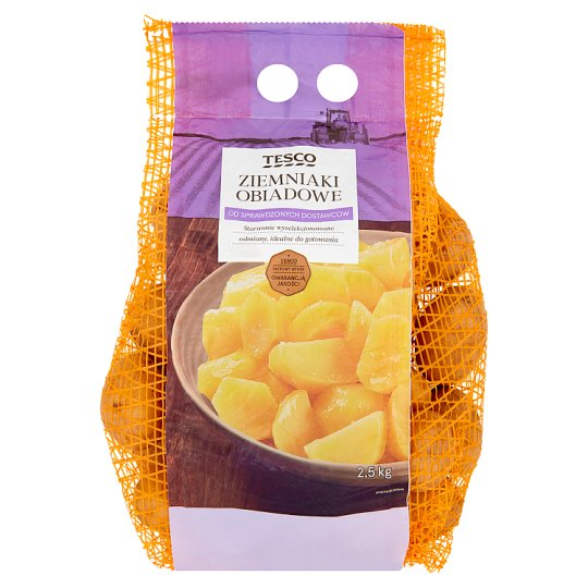 Tesco Dinner Potatoes 2.5 kg