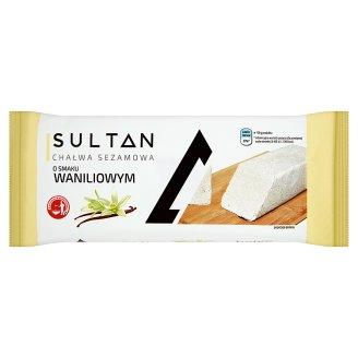 Sultan Chałwa sezamowa o smaku waniliowym 750 g