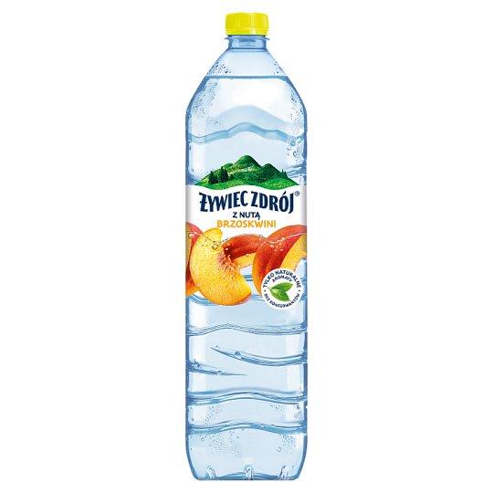 Żywiec Zdrój Smako-Łyk Peach Flavoured Drink 1.5 L