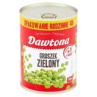 Dawtona Green Peas 580 g