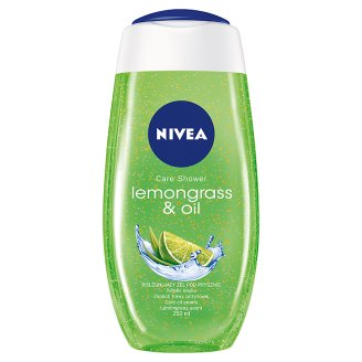 NIVEA Lemongrass & Oil Care Shower Gel 250 ml